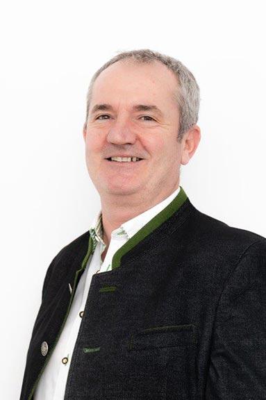 Projektleiter Karl Kneissl